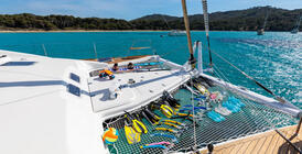 Enjoy our family sailing holidays