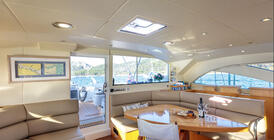 Luxury corporate yacht charter hire